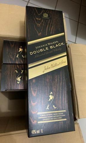 Whisky double black