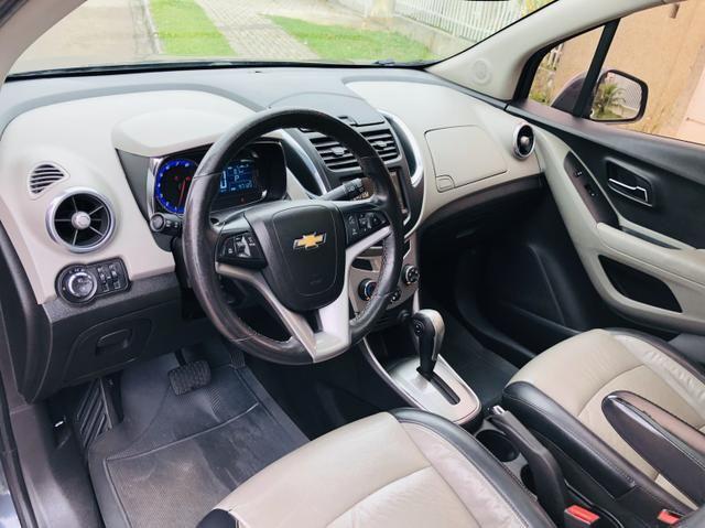 Chevrolet Tracker LTZ com teto solar - Foto 10