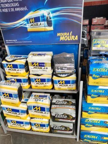 Bateria de tudo que seu carro precisa duracar tem