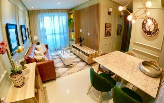 (MRA) TR18528-Apartamento no Guararapes, 69m², 3 Quartos, 2 Vagas, Portaria Eletrônica - Foto 6