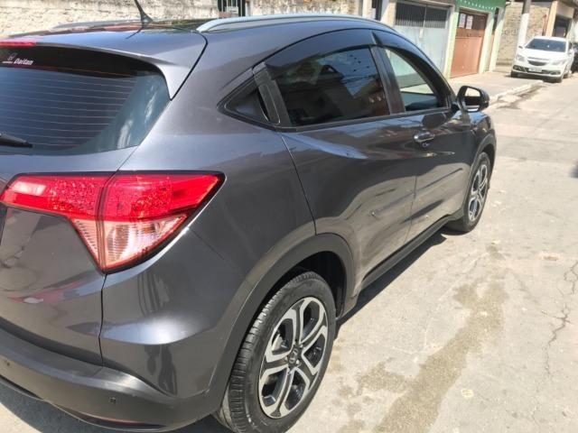 Honda HR-V 1.8 16v Flex EX 4P Automático 2018/2018 - Foto 4