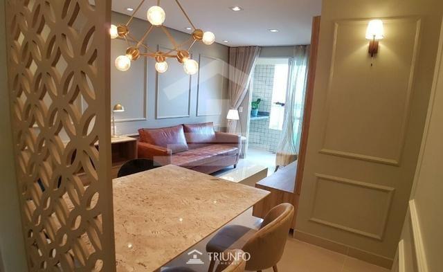 (MRA) TR18528-Apartamento no Guararapes, 69m², 3 Quartos, 2 Vagas, Portaria Eletrônica - Foto 4