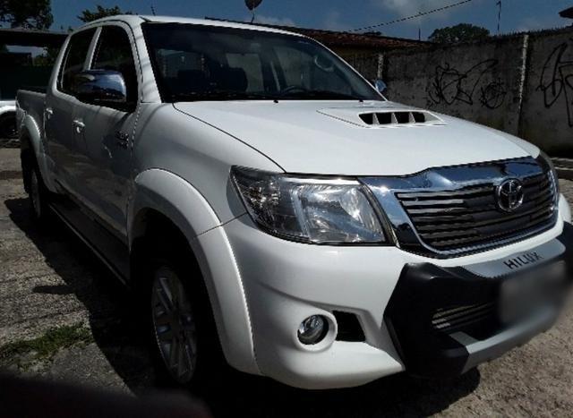 Toyota Hilux 4x4 SRV - Foto 2