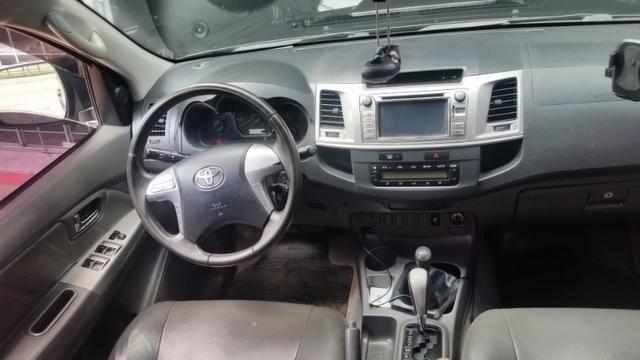 Toyota Hilux SRV D4-D 4x4 3.0 TDi Diesel Automática - Foto 11