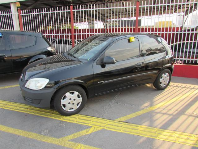 CHEVROLET CELTA 2008/2009 1.0 MPFI LIFE 8V FLEX 2P MANUAL - Foto 4