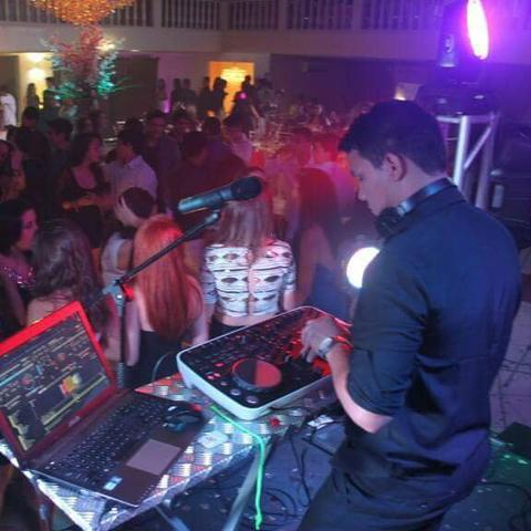 DJ Daniel Ferreira som e iluminação profissional! - Foto 4