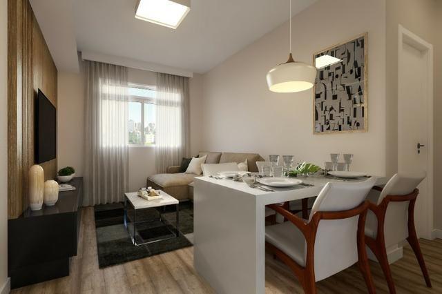 Apartamento em araucária condomínio clube, excelente região - Foto 14