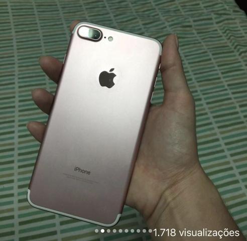 Iphone 7 Plus Rose 32 G - Foto 2