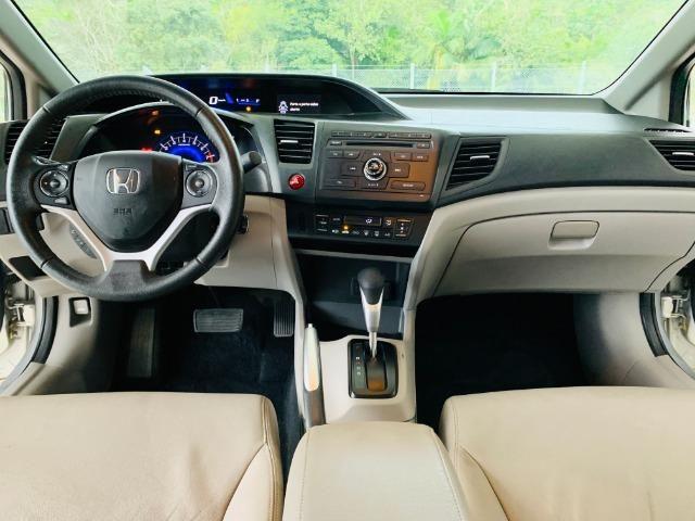 Lindo Honda Civic LXR 2.0 Impecável - Foto 9