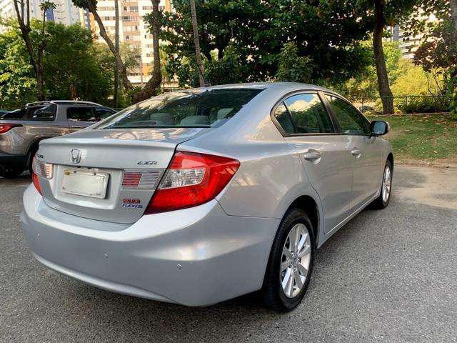 Honda Civic LXR 2.0 Aut. 2014 Único dono C/Todas as revisões feitas na concessionária - Foto 2