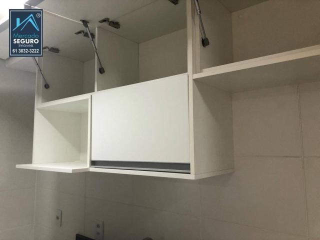 Apartamento à venda, 37 m² por R$ 230.000,00 - Sul - Águas Claras/DF - Foto 15