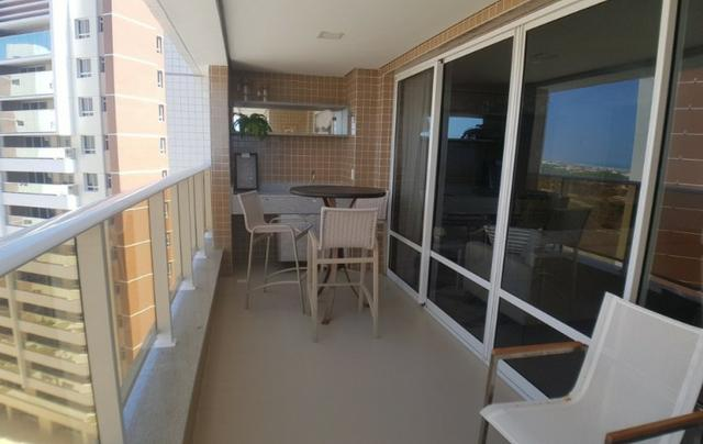 (JG) TR 8394,Dunas,2 Suites,Varanda Gourmet,Vista Mar,Lazer - Foto 3