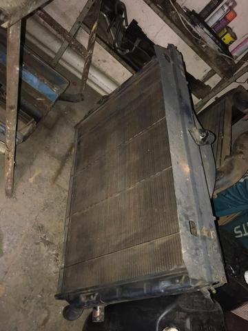 Radiador de água Scania 113