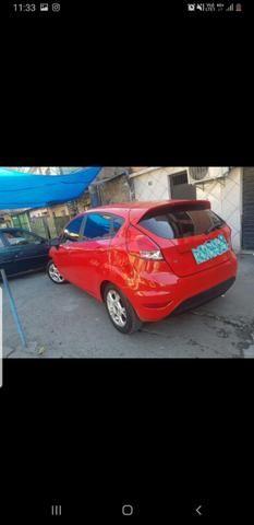 New Fiesta 1.6 2014