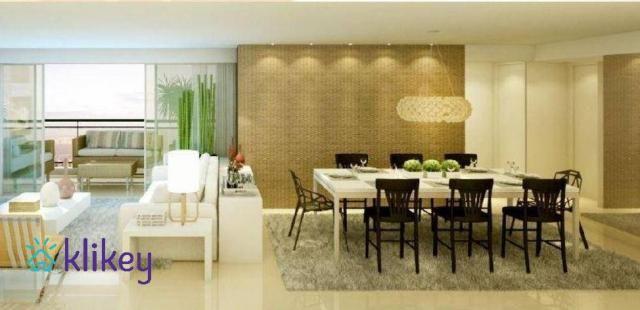 Apartamento à venda com 3 dormitórios em Meireles, Fortaleza cod:7987 - Foto 3