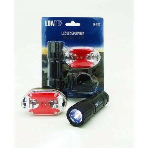 Luz de Segurança para Bike Bicicleta, freio e Lanterna ? Chame no Whats