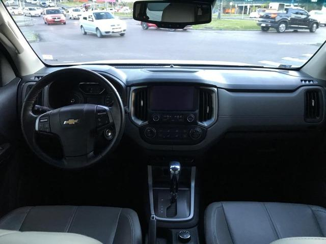 S10 LTZ 2.8 Diesel ! 4X4 Automatica ! Top de Linha ! unico Dono ! Imperdivel ! - Foto 11
