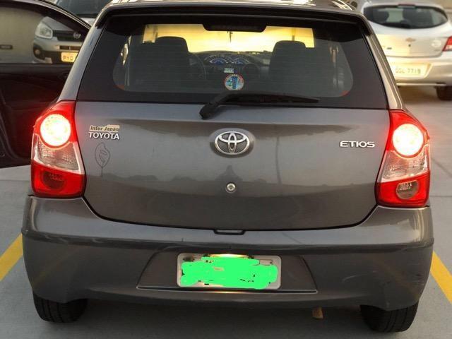Toyota Etios X 1.3 Flex 2015 | Único dono - Foto 3