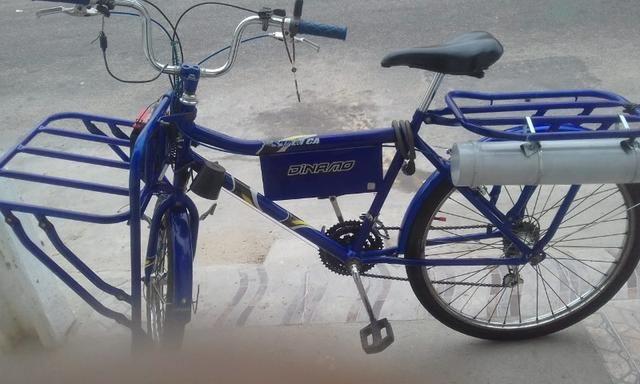 Bicicleta Cargueira Dinamo