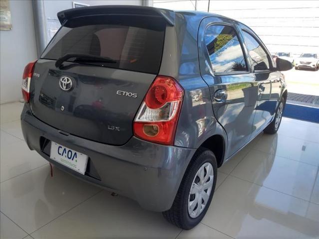 Toyota Etios 1.3 x 16v - Foto 5