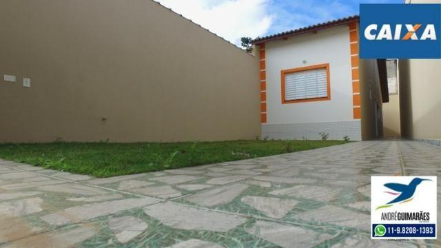 Casa no Jd. America - Itaquaquecetuba - Nova ! Aceita Financiamento