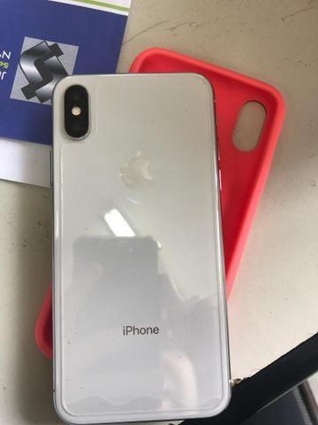 Iphone x 256gb (10x sem juros)