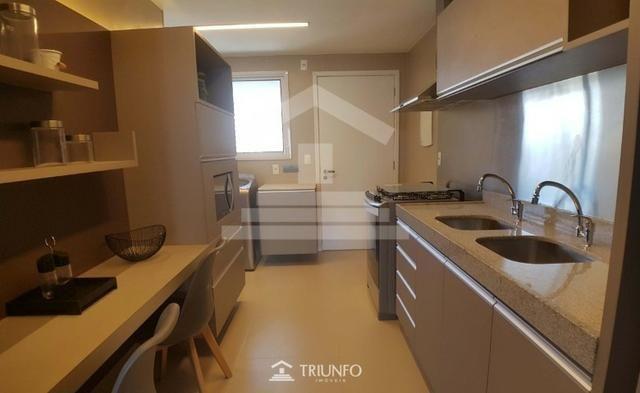 (DD12454) Apartamento a venda na Aldeota_Antonio Martins_126m²_Novo - Foto 13