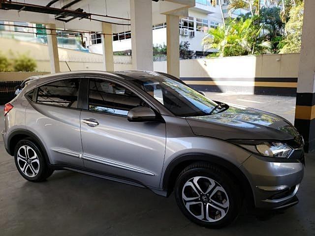 HR-V EXL 1.8 Flex Top - Único DONO - Revisões Feitas Na Honda - Carro Zero - 2016 - Foto 3