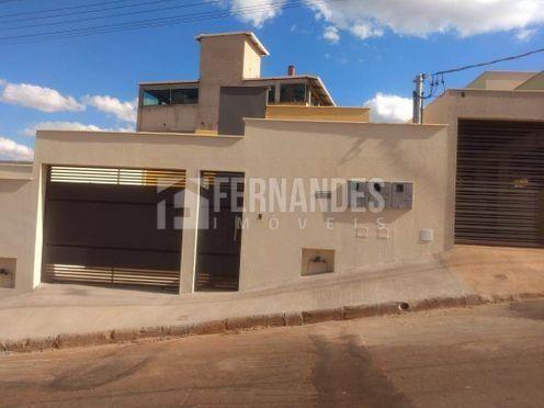 Casa à venda com 2 dormitórios em Nova cidade, Congonhas cod:117