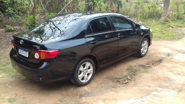 Corolla XEI 1.8 Flex (manual) 2009/2010 - Foto 9