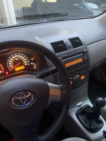 Toyota corolla 2010 1.8 GLI flex 4p manual - Foto 7