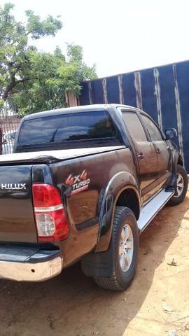 Vendo hilux 2005/6 3.0 diesel completo