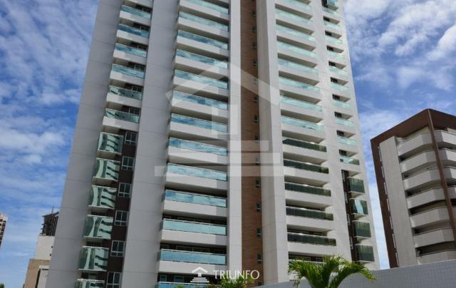 (DD20389)Apartamento novo na Aldeota_Contemporâneo_143m²_3 suítes