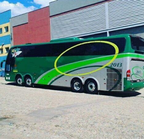 Ônibus LD 1550 8x2 Scania (entrada+parcelas) - Foto 3