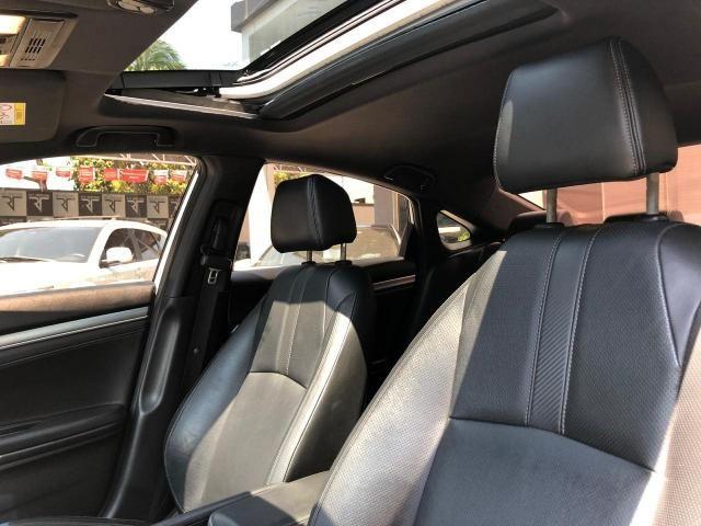 Honda Civic Touring Turbo - TOP - Muito Novo = 0KM - Foto 8