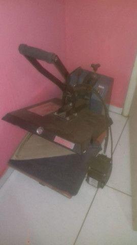 Máquina de Estampar- Rimaq