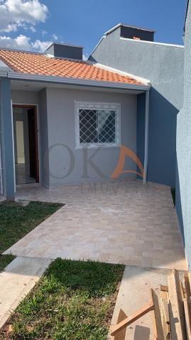 Casa aprox. 35m² 02 Dormitórios no Tatuquara é na Oka Imóveis