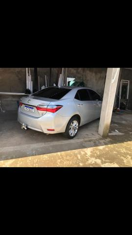 Toyota Corolla XEI automático 17/18! - Foto 4