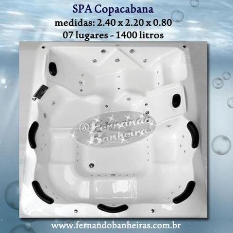 Banheiras De Hidromassagem SPA Copacabana Promoção