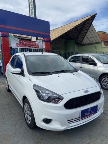 Ford Ka 1.0 18/18 - Extra ! Ipva pago até fim 2021 - Foto 3