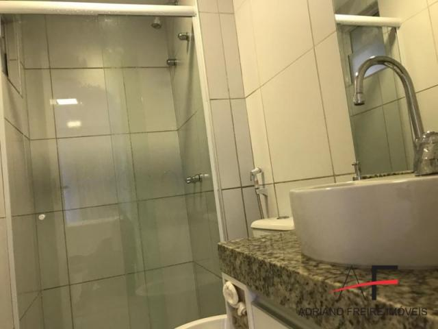 Apartamento mobiliado com 2 quartos no Centro de Guaramiranga - Foto 11