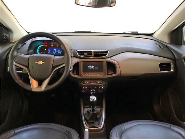 Chevrolet Prisma 1.4 mpfi ltz 8v flex 4p manual - Foto 2