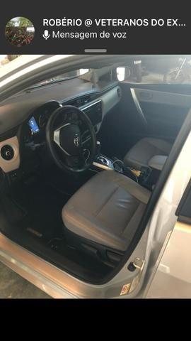 Toyota Corolla XEI automático 17/18! - Foto 6