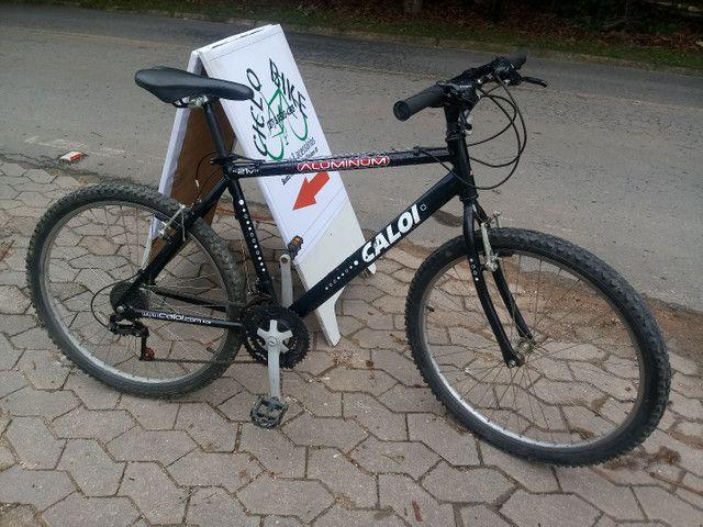 Vendo bicicletas semi novas - Foto 4