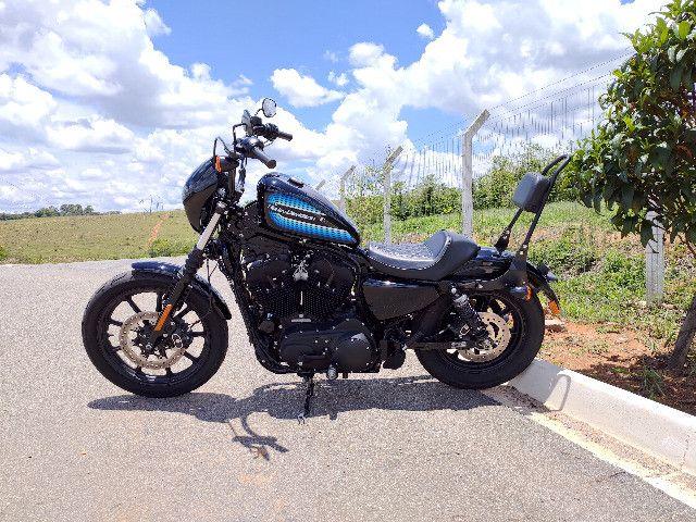 Harley Davidson Iron 1200 2019 - Foto 5