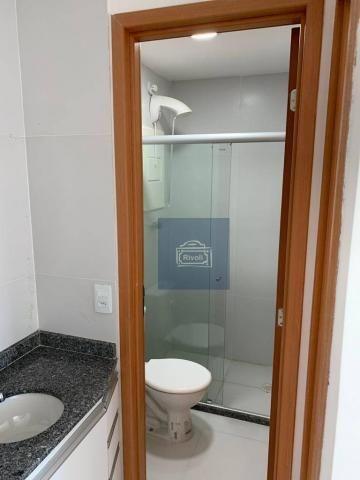Apartamento com 1 dormitório para alugar, 31 m² por R$ 2.100,00/mês - Graças - Recife/PE - Foto 7