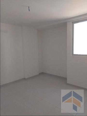 Apartamento com 3 dormitórios à venda, 112 m² por R$ 485.000,00 - Bessa - João Pessoa/PB - Foto 9