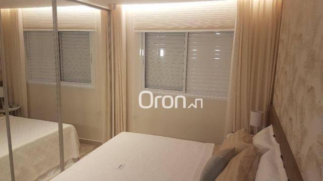 Apartamento com 2 dormitórios à venda, 62 m² por R$ 278.000,00 - Aeroviário - Goiânia/GO - Foto 12