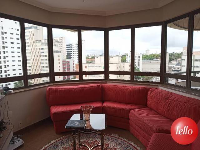 Apartamento para alugar com 4 dormitórios em Moema, São paulo cod:207613 - Foto 10