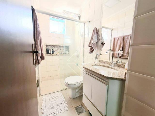 Apartamento com 3 dormitórios à venda, 85 m² por R$ 390.000 - Residencial Turmalinas - Vil - Foto 6